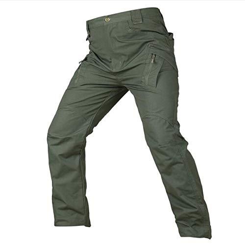 Pantalones Cargo para Hombres Pantalones Militares Casuales para Exteriores Ideales para Viajar, Caminar y Caminar en climas más cálidos