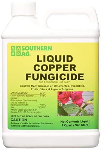 Southern Ag 029030 Liquid 32oz Copper Fungicide