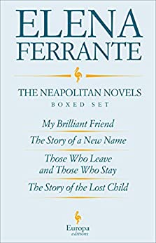The Neapolitan Novels Boxed Set by [Elena Ferrante, Ann Goldstein]