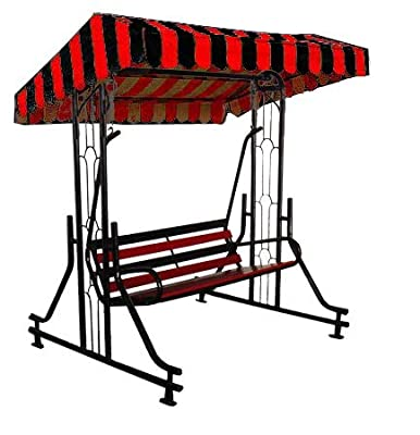 2 seater swing outdoor jhula
