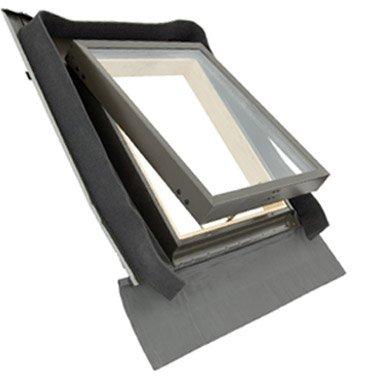 Dachfenster Ausstiegsfenster Dachausstieg Ausstieg Dachluke Aussteiger 45x73 nach oben zu öffnen