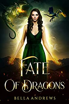 Fate of Dragons (The Guardians Series Book 1) by [Bella Andrews]
