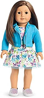 American Girl - 2017 Truly Me Doll: Light Skin, Layered Brown Hair, Brown Eyes DN59