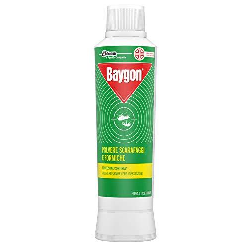 BAYGON cucarachas y hormigas Insecticida en polvo, 250gr