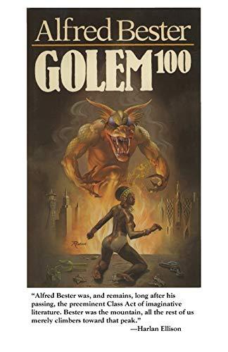 Buchseite und Rezensionen zu 'Golem 100 (Alfred Bester Library)' von Alfred Bester