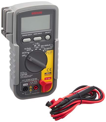 SANWA(三和電気計器) デジタルテスター CD732