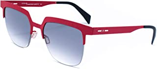 italia independent 0503-CRK-051 Gafas de sol, Rojo, 51 para Mujer