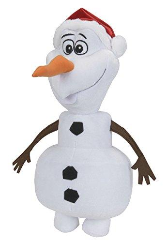 Simba 6315873086 - Disney Frozen, Olaf, Plüschtier, 50 cm