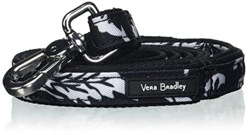 Vera Bradley Damen Recycled Lighten Up Water-Repellent Pet Leash Haustierzubehör, Glasreben, Small