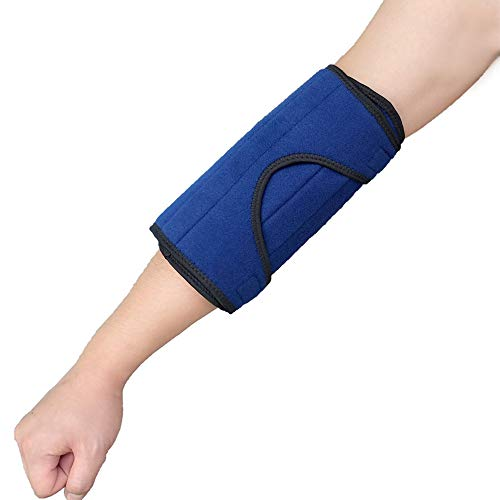 Elbow Splint Immobilizer Brace for Support Cubital Tunnel, Ulnar Nerve, Tendonitis, Arthritis Pain Relief
