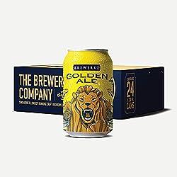 Brewerkz Golden Ale, 24 x 330ml