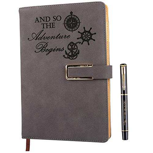 (40% OFF Coupon) Graph Paper Notebook W/ Pen $7.56