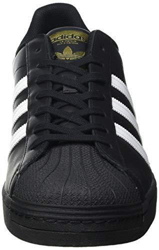adidas Originals Superstar, Zapatillas Deportivas Hombre, Core Black/Footwear White/Core Black, 42 2/3 EU