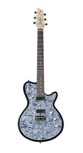 Godin Radiador Chambered Guitarra Eléctrica Negro Onyx)