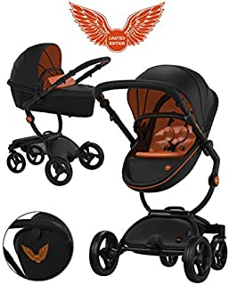 Mima Xari Rebel Orange/Black Special Edition