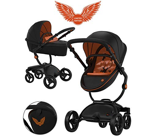 Buy Bargain Mima Xari Rebel Orange/Black Special Edition