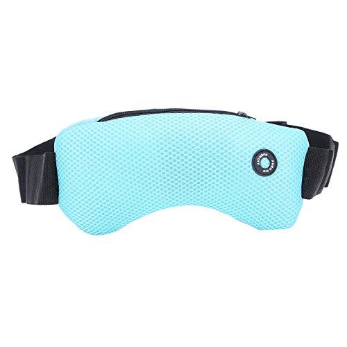 WNSC Massagegürtel, Massage Physiotherapie Schmerzlinderung Elektrischer Schlankheitsgürtel, Muskelvibration Massieren Sie Männer tief für die Beinbund
