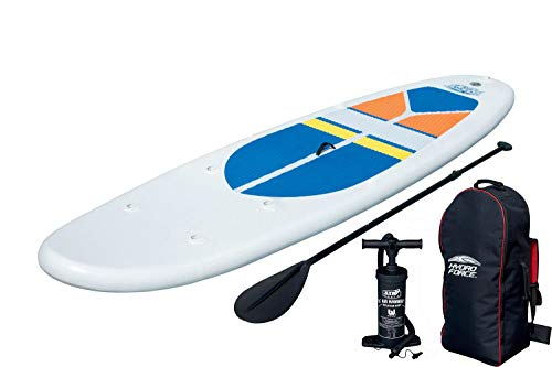 Besway 65070 - SUP Gonfiabile White cap Hydro Force