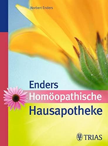 Enders, Norbert:<br />Homöopathische Hausapotheke