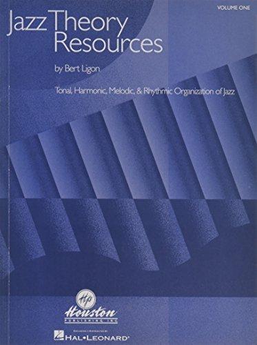 Jazz Theory Resources: Volume 1