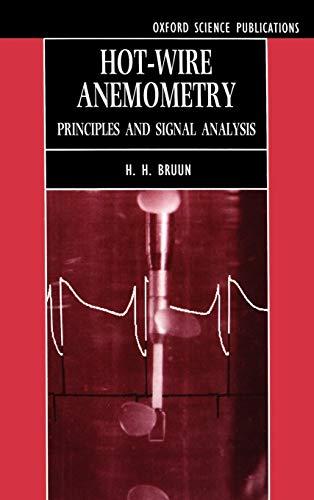 cheap Hot anemometer: Principle and signal analysis