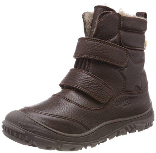 Bisgaard Unisex dziecięce buty zimowe 6062218, brązowy - brązowy 308 Brown - 32 EU
