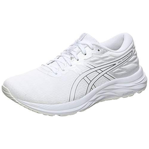 ASICS Gel-Excite 7 Twist, Zapatillas de Running para Mujer, Color Blanco, 39.5 EU