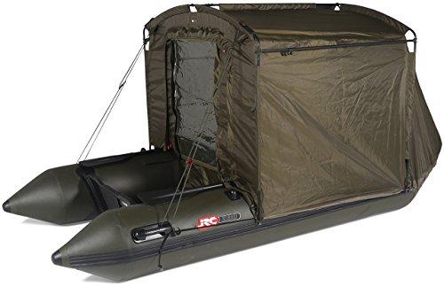 JRC Defender Boat Shelter 1441626 Zelt für Boot Bootszelt Tent Bivvy Angelzelt