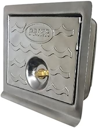 wholesale PRIER PRODUCTS C-534BX4 Wall Stainless Steel outlet online sale Box high quality for C-534 Commercial Hydrant-lockable outlet sale