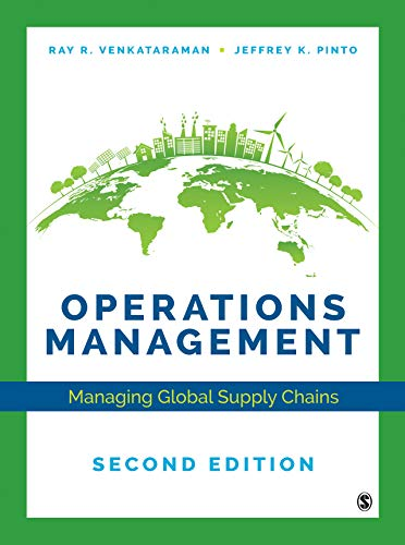 Operations Management: Managing Global Supply Chains (English Edition)