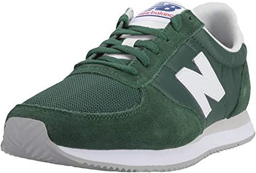 New Balance Calzado Verde, Zapatillas de Deporte Unisex Adulto, Multicolor U220cg, 42 EU