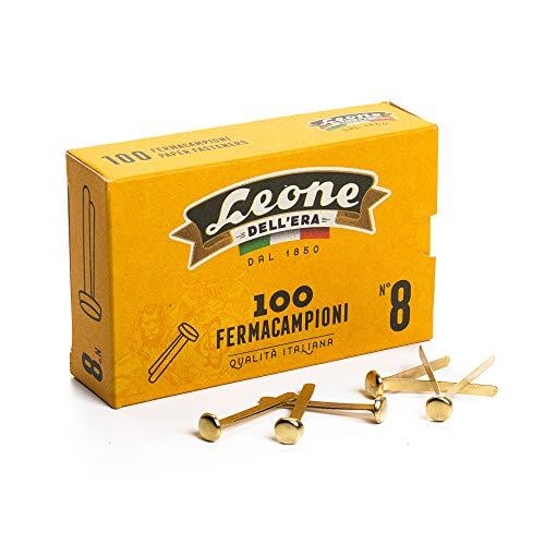 Leone Dell'Era Fc8 Fermacampione, 8 - 38 Mm