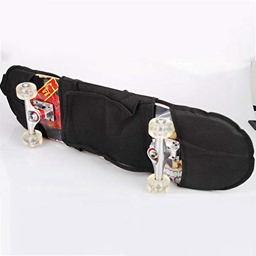 #N/A Rlmobes Singe Shoulder Carry Skateboard Tasche Outdoor Travel Longboard Rucksack Zubehör