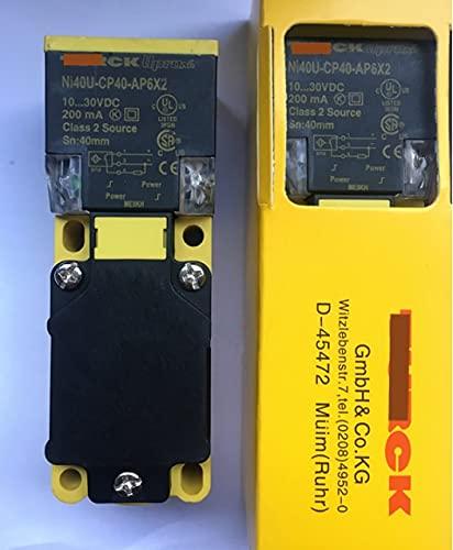 Davitu Remote Controls - NI40U-CP40-FDZ30X2 proximity switch sensor spot - (Color: NI40U-CP40-FDZ30X2)