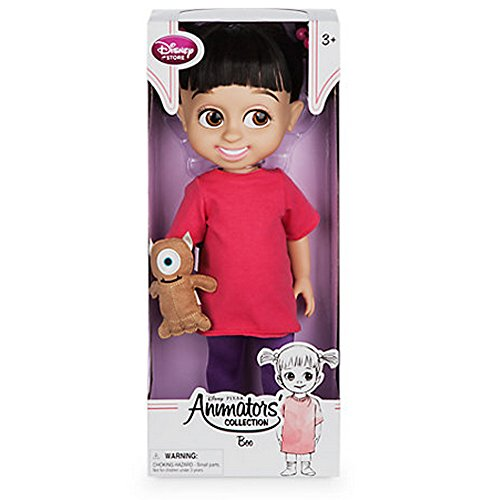 Disney Animators' Collection Boo Doll - Pixar Monsters Inc - 16'' - New by Disney