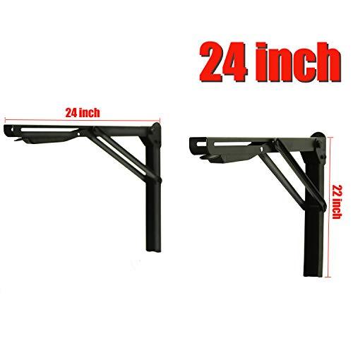 18 folding shelf bracket - 9