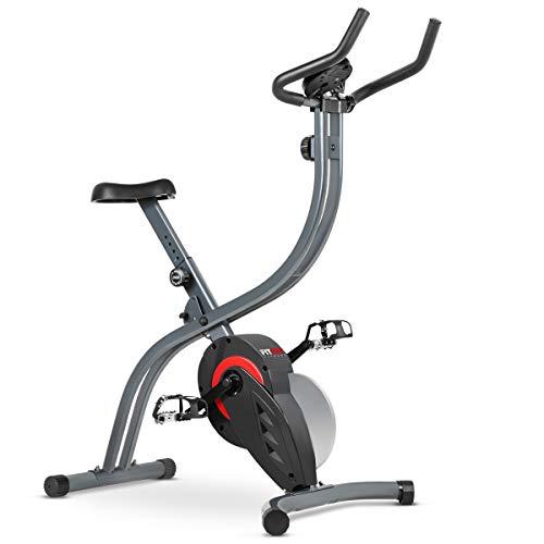 Fitfiu - BESPX7 Bicicleta estatica plegable