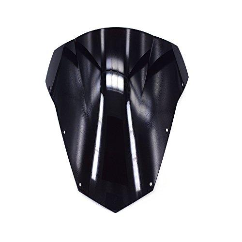 Fast Pro - Protector de parabrisas para Yamaha, de ABS