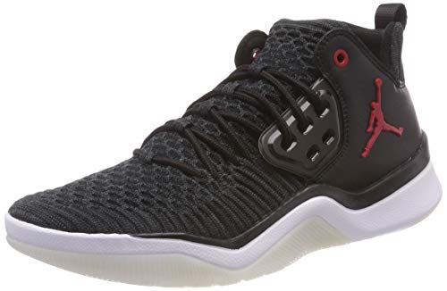 Nike Jordan DNA LX, Chaussures de Basketball Homme, Multicolore (White-Black 010), 42.5 EU