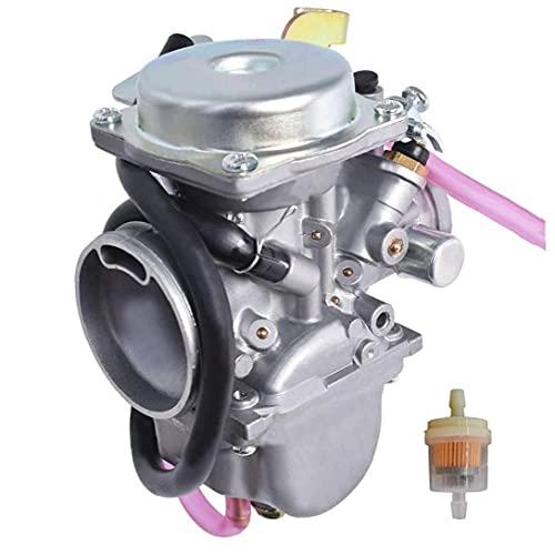 Reemplazo de carbohidratos de carburador de motocicletas Compatible con Suzuki Gn 125 GN125E EN 125 1982-1983 1991-1997 125cc 150cc carburador