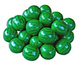SweetGourmet Watermelon Gum Balls | 1 inch Dubble Bubble | 3 Pounds