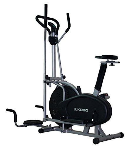 Kobo Multi Orbitrac Elliptical Dual Action Exercise Orbitrack Bike with Twister Orbitrek