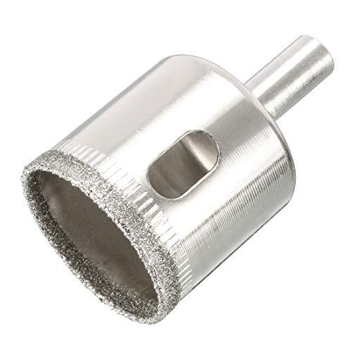 Sierra con agujero de taladro de diamante de 30 mm para el atrapamiento de cerámica de fibra de vidrio de granito de mármol de azulejo