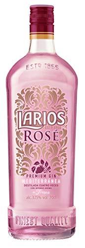 Larios Rosé Mediterránea Premium Gin 37,5{869934812b81d59fc0e0c70cb45c7c1aa2f9479ffb8ec648973555ed5fdbaeda} Vol. 0,7 l mit Copa Glas