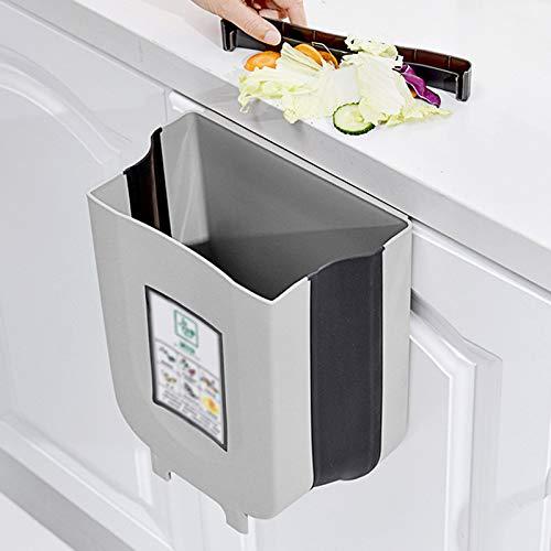 可折叠浴室厨房小型垃圾桶