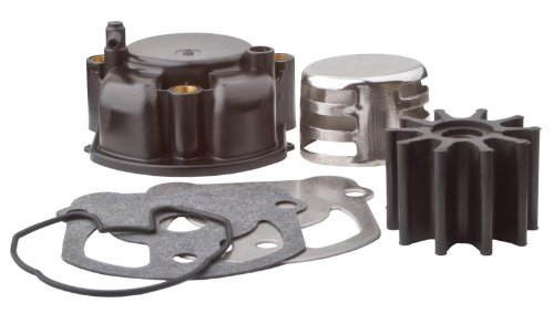 SEI MARINE PRODUCTS- Compatible with OMC Cobra Water Pump Kit With Housing 1986 1987 1988 1989 1990 1991 1992 1993