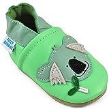 Zapatos Bebe Niña - Zapatillas Niña - Patucos Primeros Pasos - Koala - 12-18 Meses