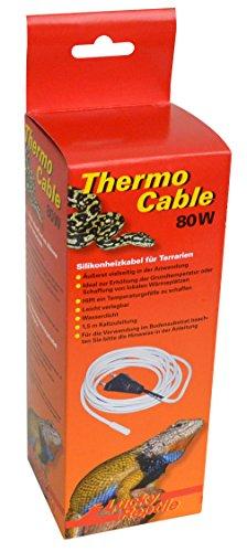 Lucky Reptile Thermo Cable 80 W, 6,5 m, Silikonheizkabel für Terrarien und Pflanzen