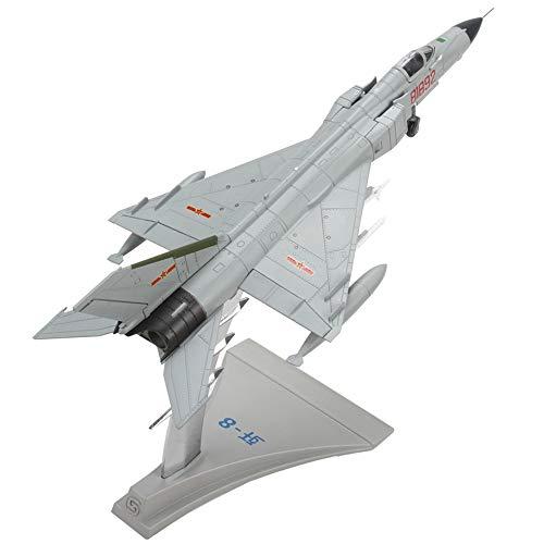 LTOOTA Modelo Combate J-8 de Fuerza Aérea China a Escala 1:72, avión