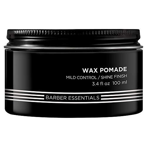 REDKEN BREWS Wax Pomade For Men, 3.4 oz